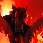 Espectáculo Pirotécnico Dragón Fotografía 2